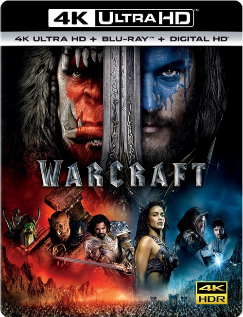 Warcraft 4K 2016 Ultra HD 2160p