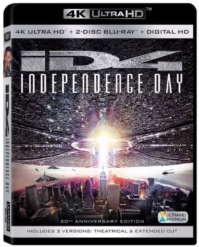 Independence Day Resurgence 4K 2016 Ultra HD 2160p
