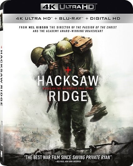 Hacksaw Ridge 4K 2016 Ultra HD 2160p