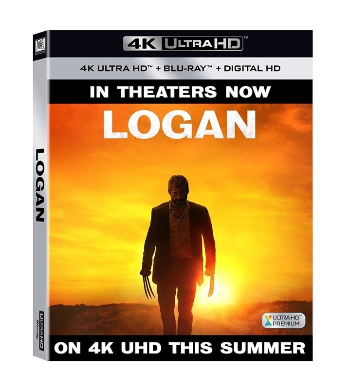 Logan 4K 2017 Ultra HD 2160p