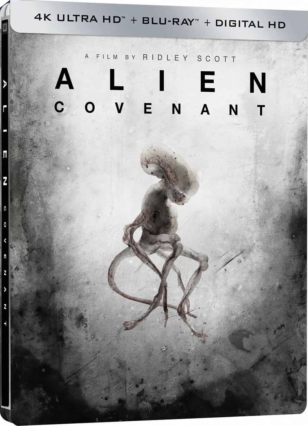 Alien: Covenant 4K 2017 Ultra HD 2160p
