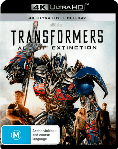 Transformers: Age Of Extinction 4K 2014 Ultra HD 2160p