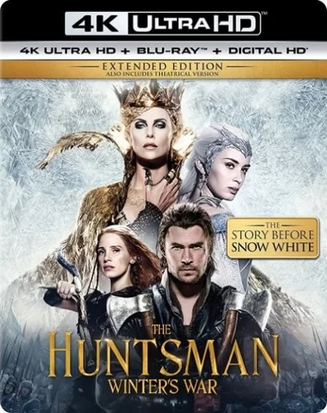 The Huntsman: Winter's War 4K 2016 Ultra HD 2160p