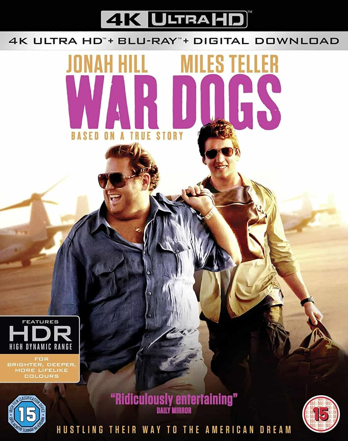 War Dogs 4K 2016 Ultra HD 2160p