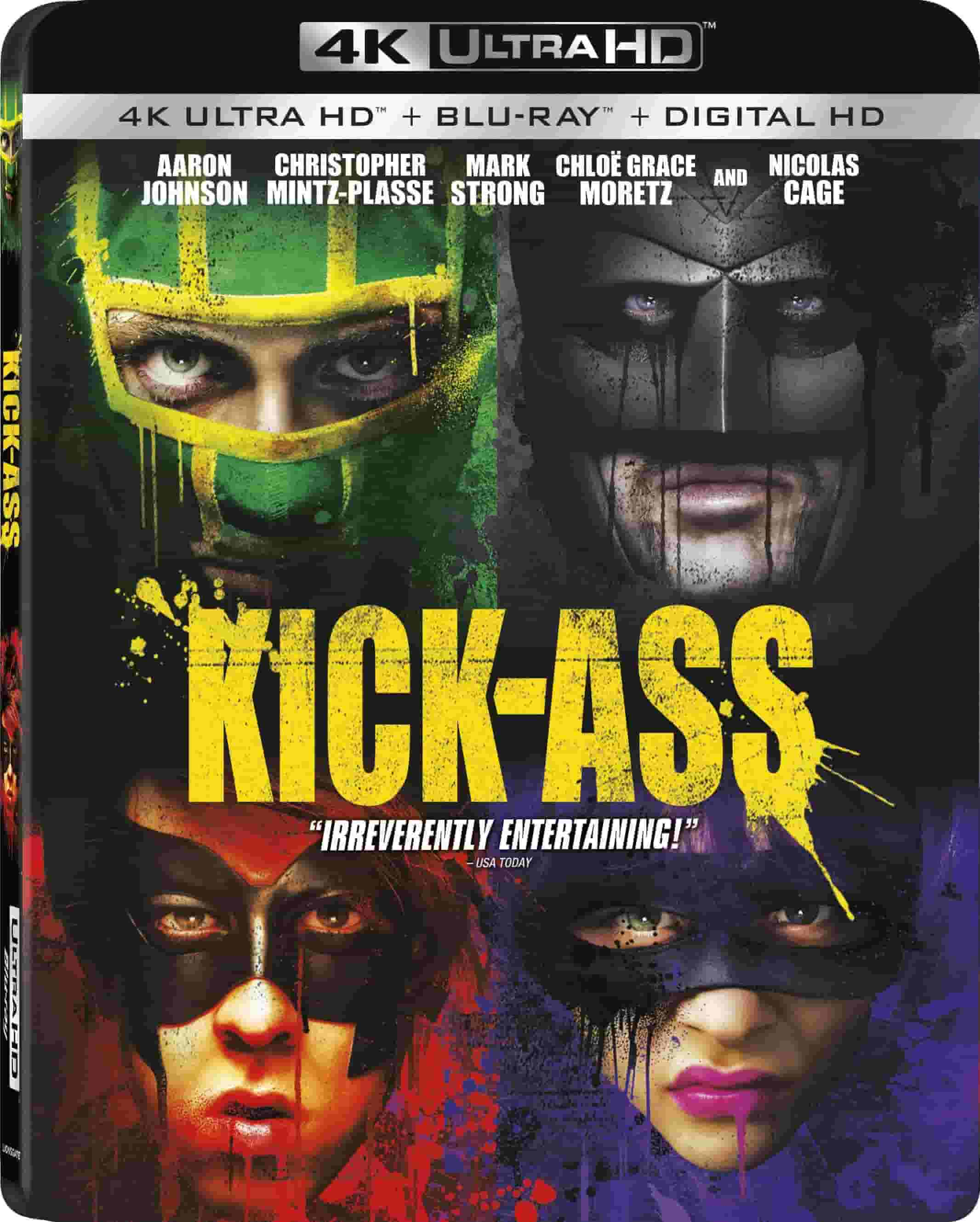 Kick-Ass 4K 2010 Ultra HD 2160p
