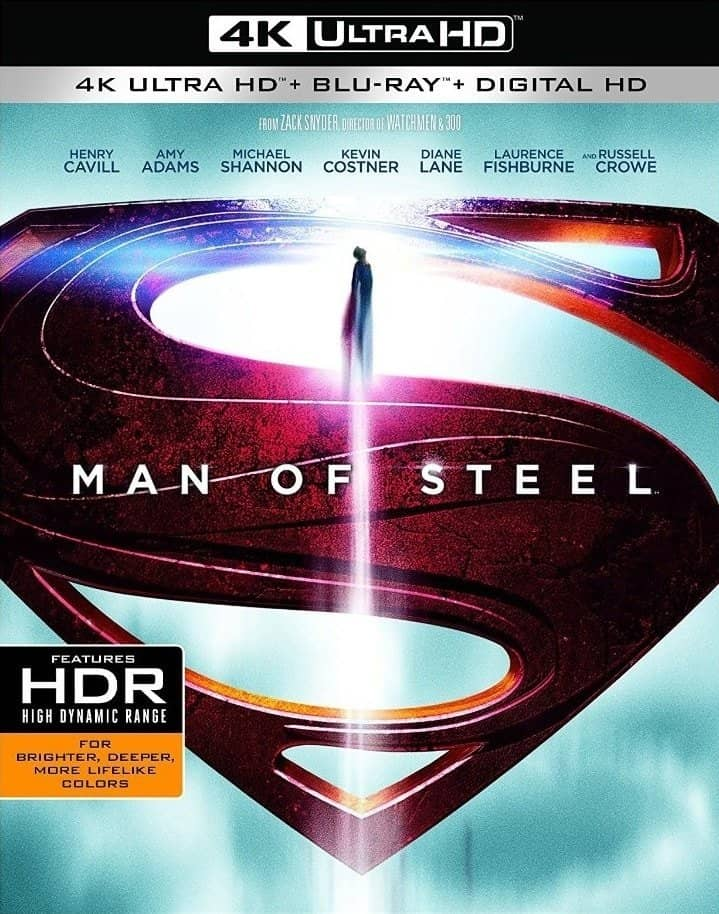 Man Of Steel 4K 2003 Ultra HD 2160p