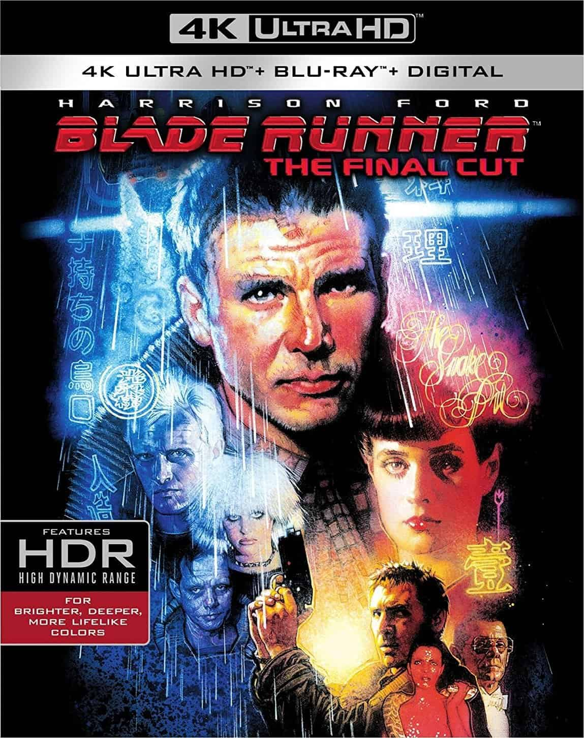 Blade Runner 1982 The Final Cut 4K 1982 Ultra HD 2160p