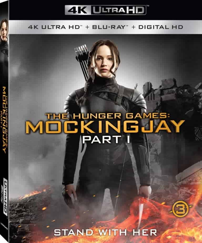 The Hunger Games Mockingjay Part 1 4K 2014 Ultra HD 2160p