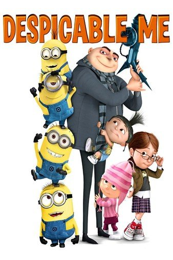 Despicable Me 4K 2010 Ultra HD 2160p