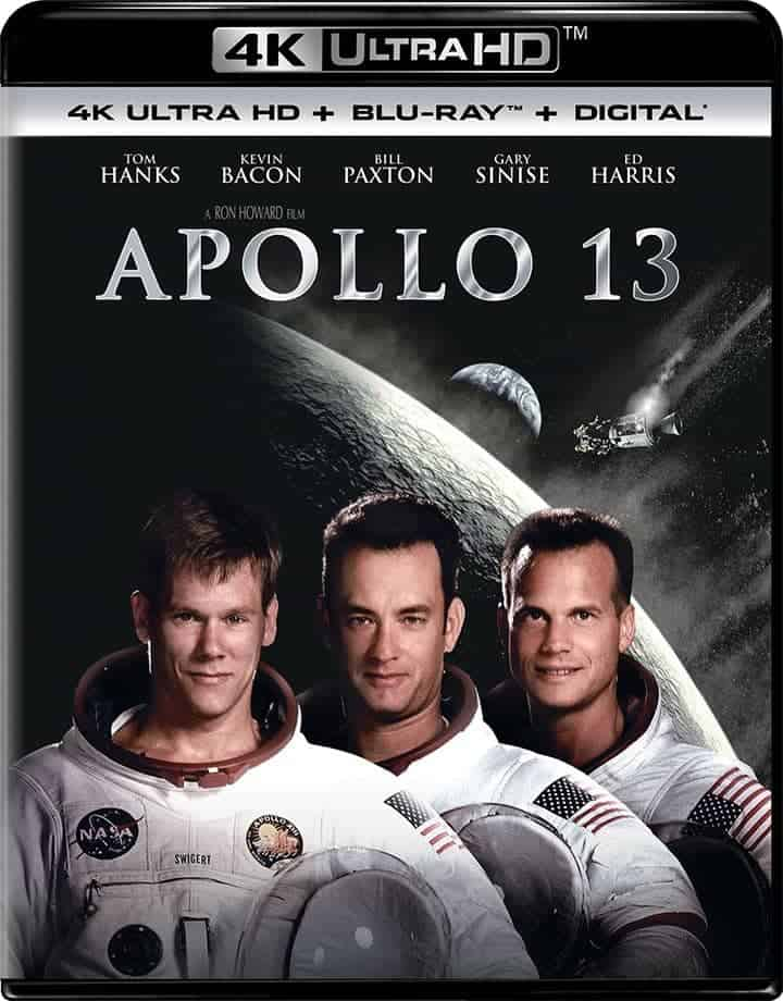Apollo 13 4K 1995 Ultra HD 2160p