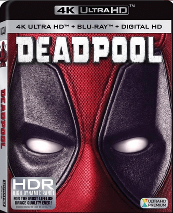 Deadpool 4K 2016 Ultra HD 2160p
