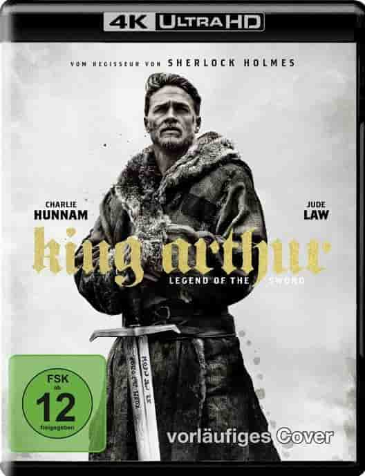 King Arthur Legend of the Sword 4K 2017 Ultra HD 2160p