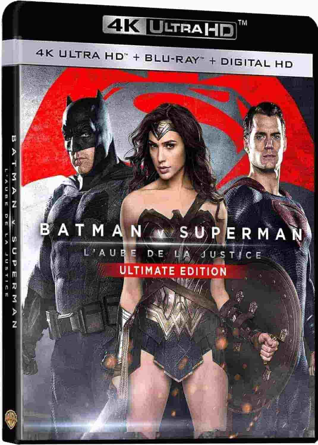 Batman v Superman: Dawn of Justice 4K 2016 Ultra HD 2160p