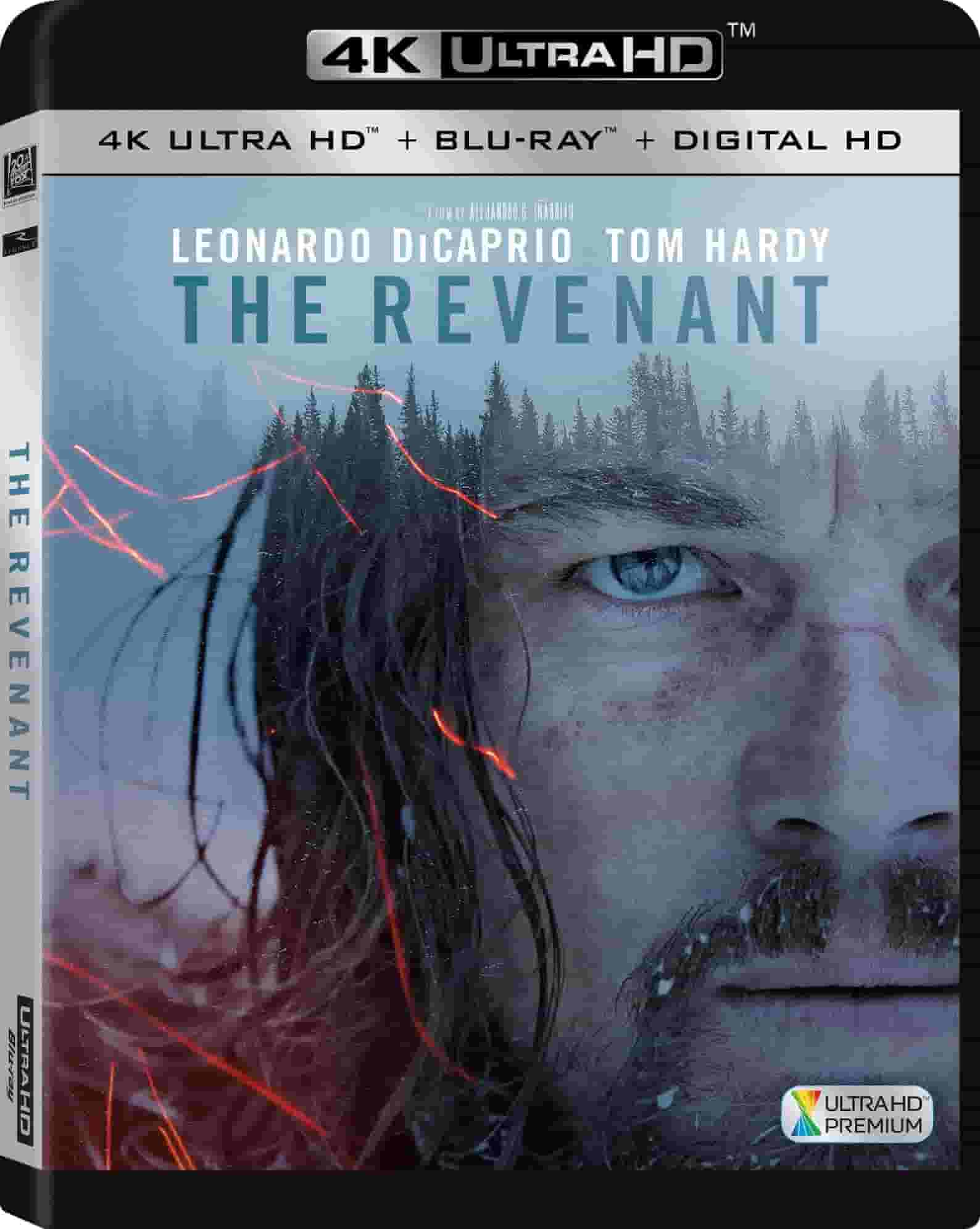 The Revenant 4K 2015 Ultra HD 2160p