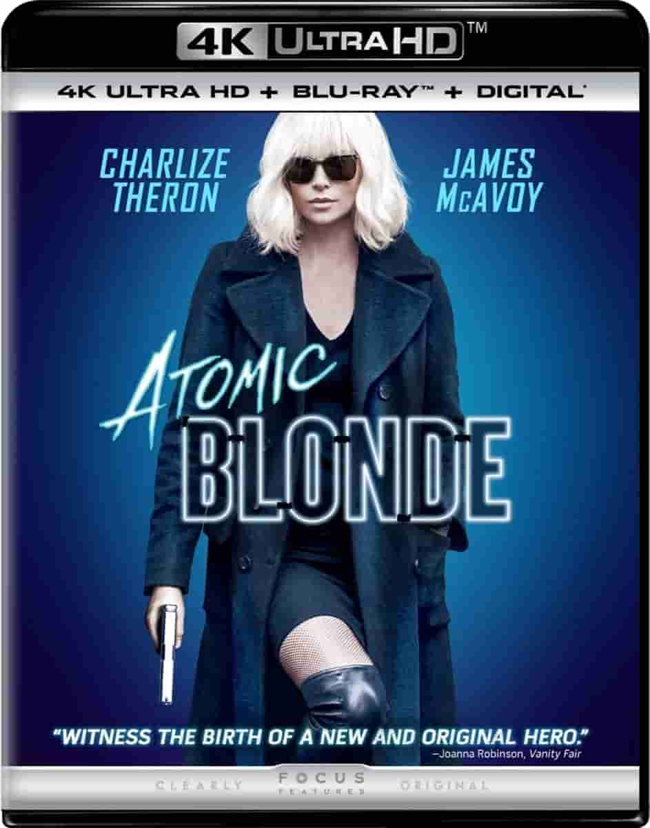 Atomic Blonde 4K 2017 Ultra HD 2160p