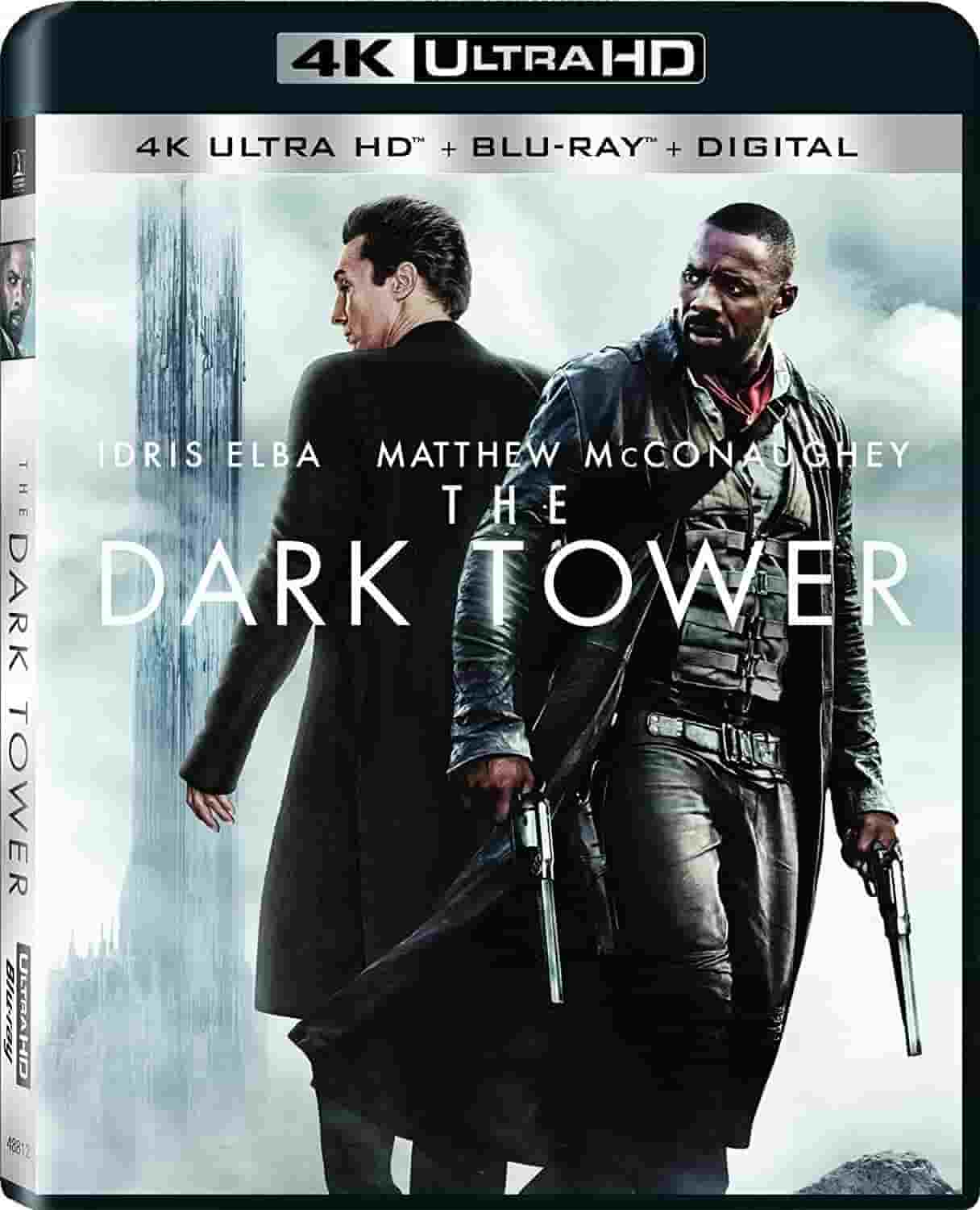 The Dark Tower 4K 2017 Ultra HD 2160p