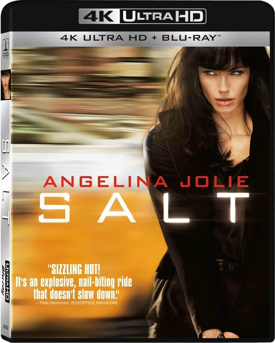 Salt 4K 2010 Ultra HD 2160p