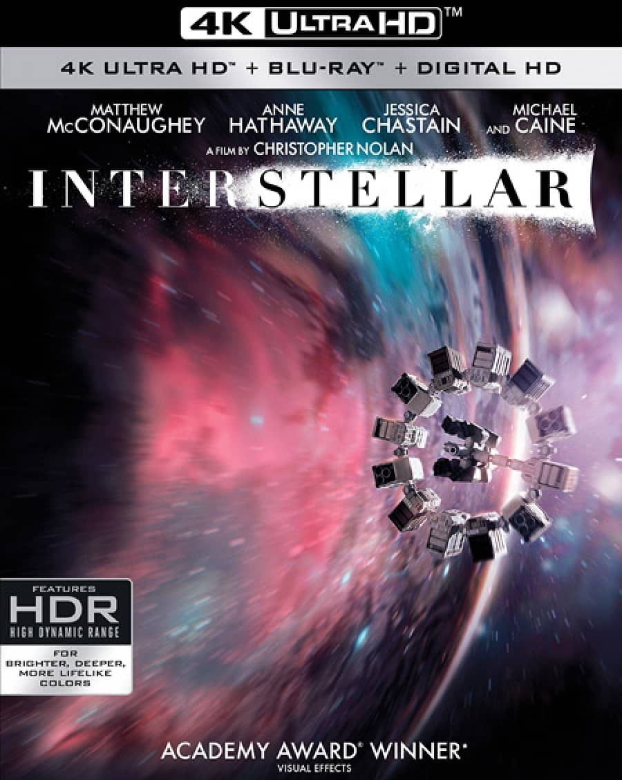 Interstellar 4K 2014 Ultra HD 2160p