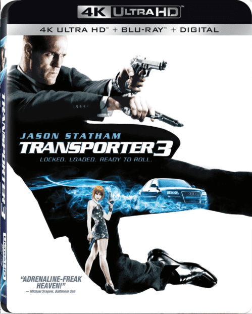Transporter 3 4K 2008 Ultra HD 2160p