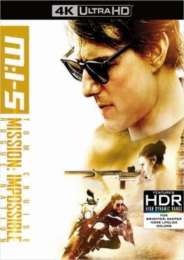 Mission Impossible - Rogue Nation 4K 2015 Ultra HD 2160p