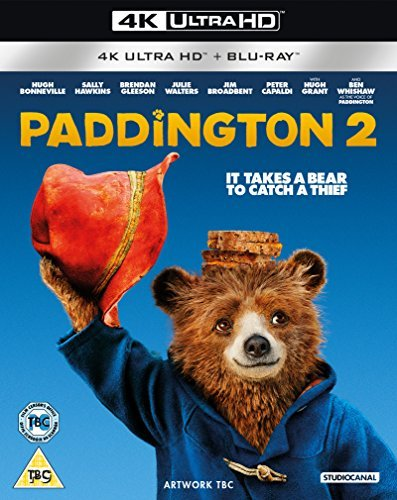Paddington 2 4K 2017 Ultra HD 2160p