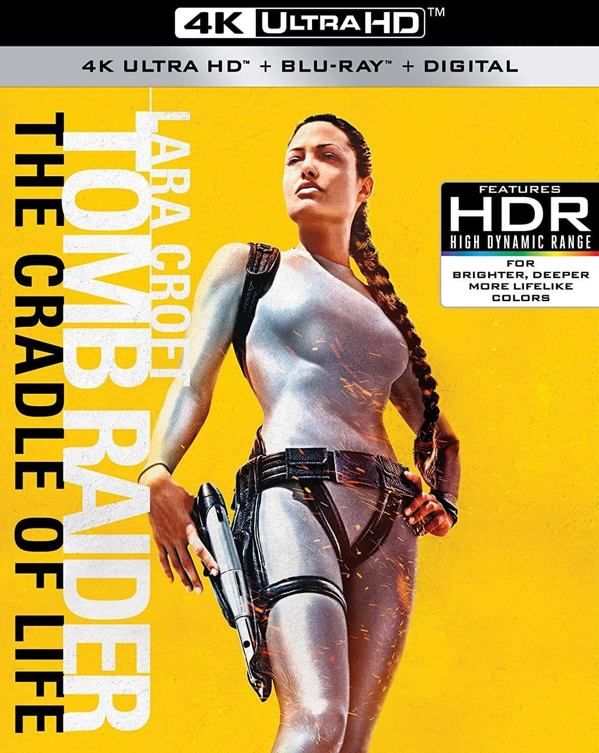 Lara Croft Tomb Raider The Cradle of Life 4K 2003 Ultra HD 2160p