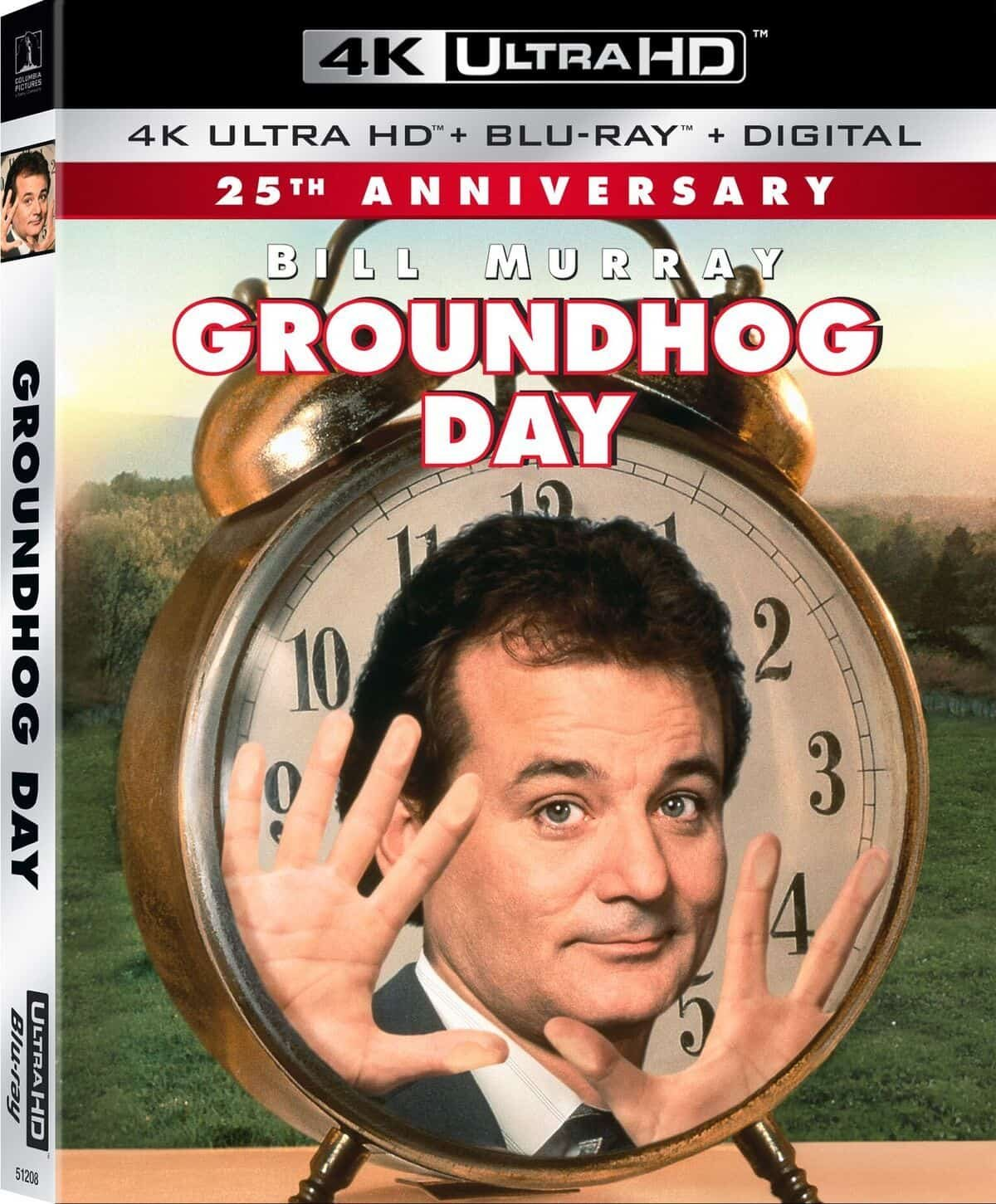 Groundhog Day 4K 1993 Ultra HD 2160p