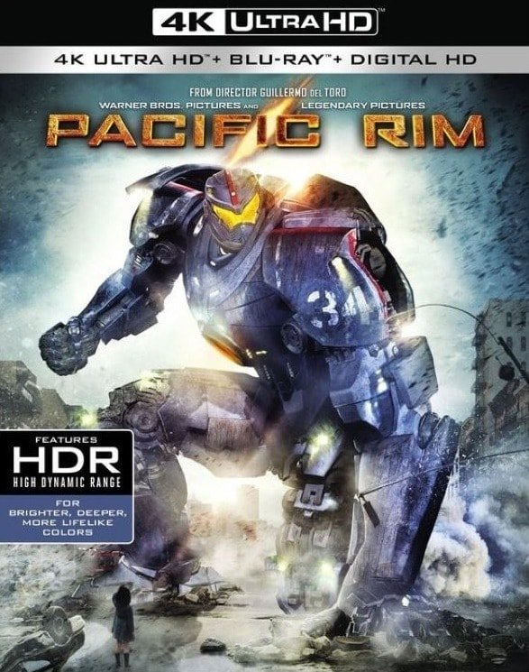Pacific Rim 4K 2013 Ultra HD 2160p