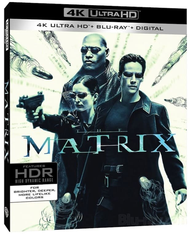 The Matrix 4K 1999 Ultra HD 2160p