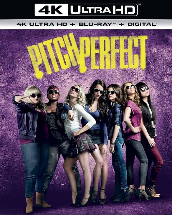 Pitch Perfect 4K 2012 Ultra HD 2160p