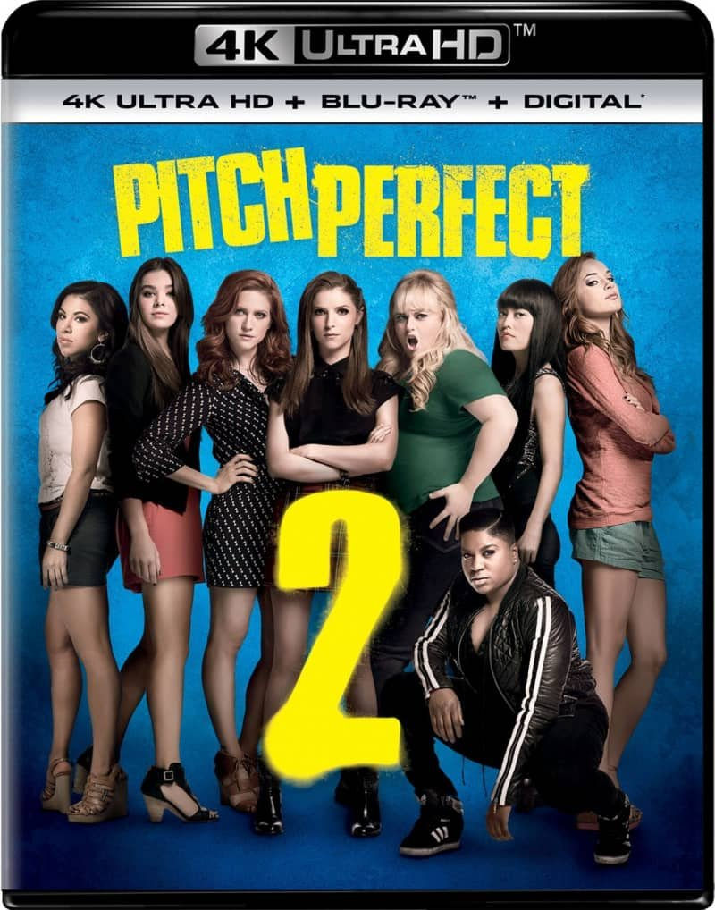 Pitch Perfect 2 4K 2015 Ultra HD 2160p