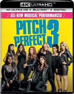 Pitch Perfect 3 4K 2017 Ultra HD 2160p