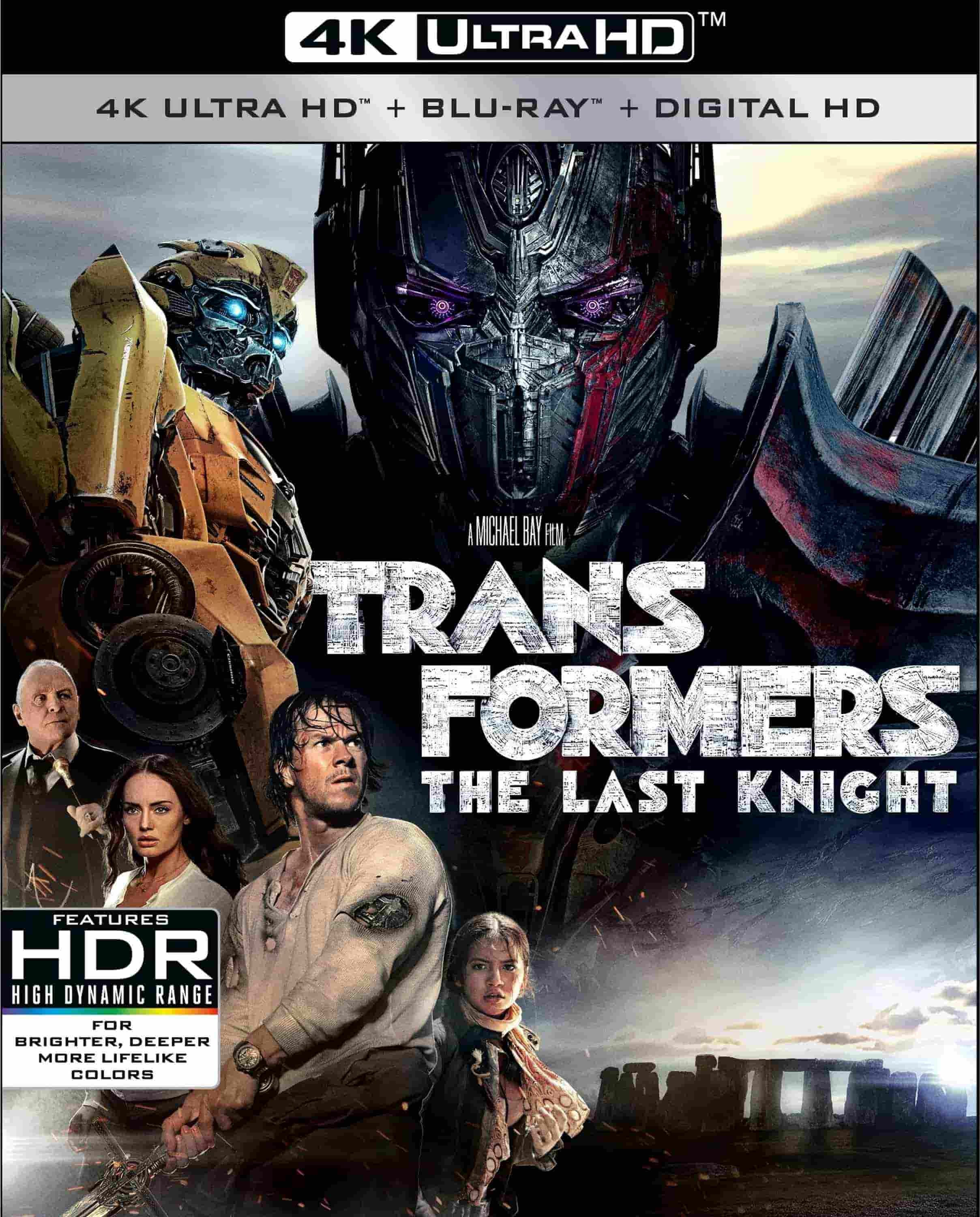 Transformers The Last Knight 4K 2017 Ultra HD 2160p