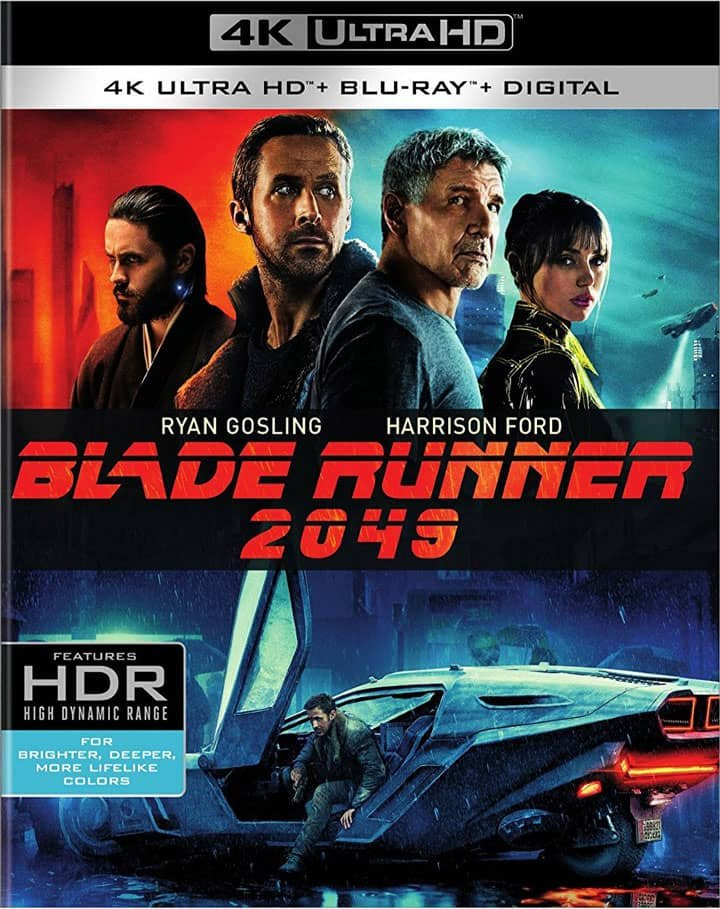 Blade Runner 2049 4K 2017 Ultra HD 2160p