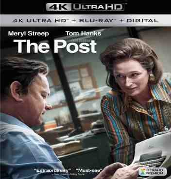 The Post 4K 2017 Ultra HD 2160p