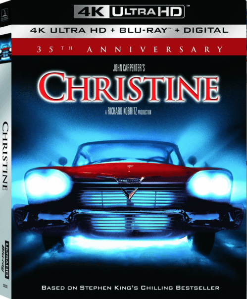 Christine 4K 1983 Ultra HD 2160p