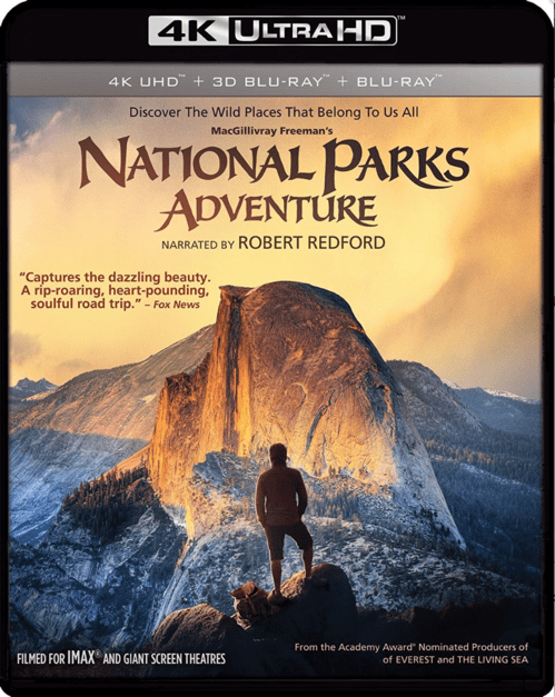 National Parks Adventure 4K 2016 Ultra HD 2160p
