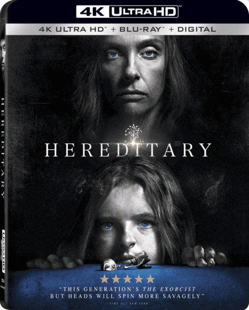 Hereditary 4K 2018 Ultra HD 2160p