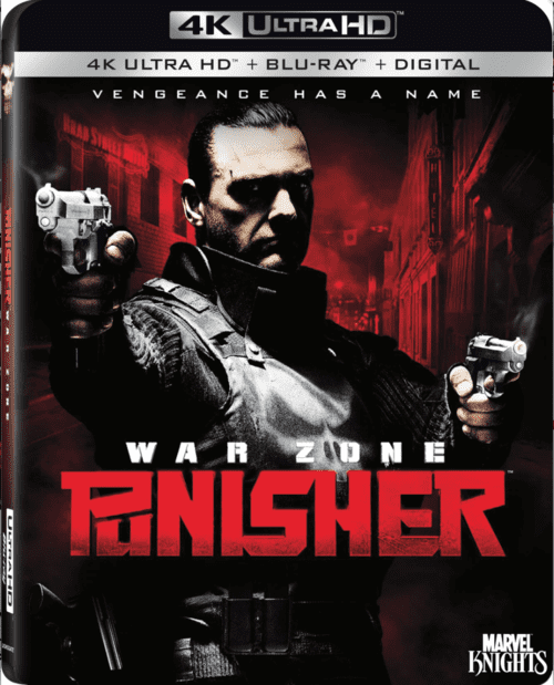 Punisher: War Zone 4K 2008 Ultra HD 2160p