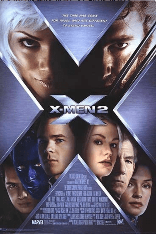 X2: X-Men United 4K 2003 Ultra HD 2160p