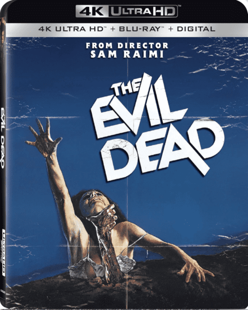 The Evil Dead 4K 1981 Ultra HD 2160p