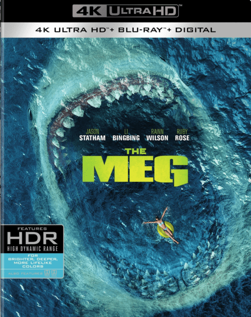 The Meg 4K 2018 Ultra HD 2160p