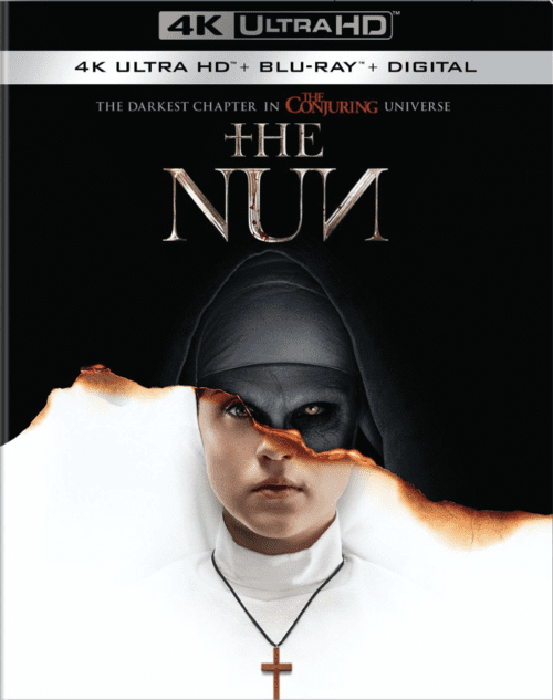 The Nun 4K 2018 Ultra HD 2160p