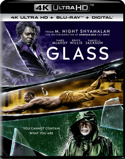 Glass 4K 2019 Ultra HD 2160p