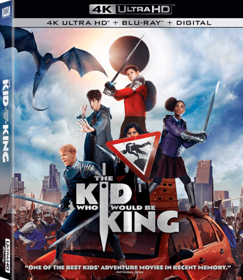 The Kid Who Would Be King 4K 2019 Ultra HD 2160p