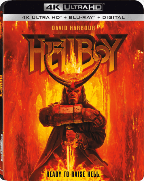 Hellboy 4K 2019 Ultra HD 2160p