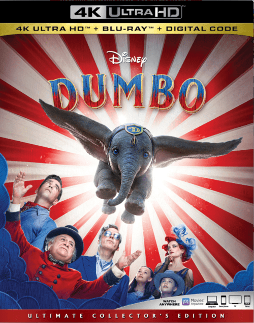 Dumbo 4K 2019 Ultra HD 2160p
