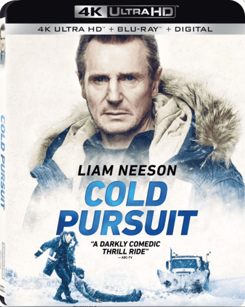 Cold Pursuit 4K 2019 Ultra HD 2160p