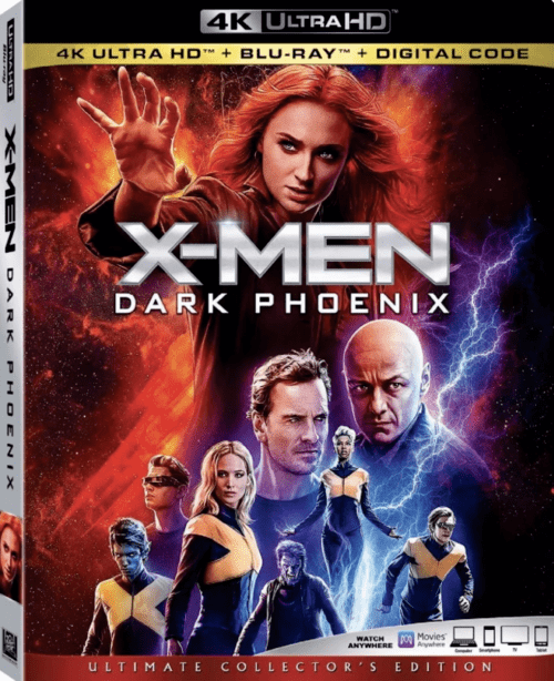 Dark Phoenix 4K 2019 Ultra HD 2160p