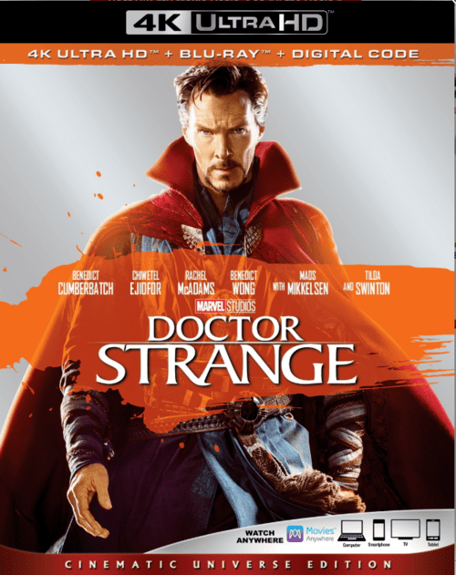 Doctor Strange 4K 2016 Ultra HD 2160p